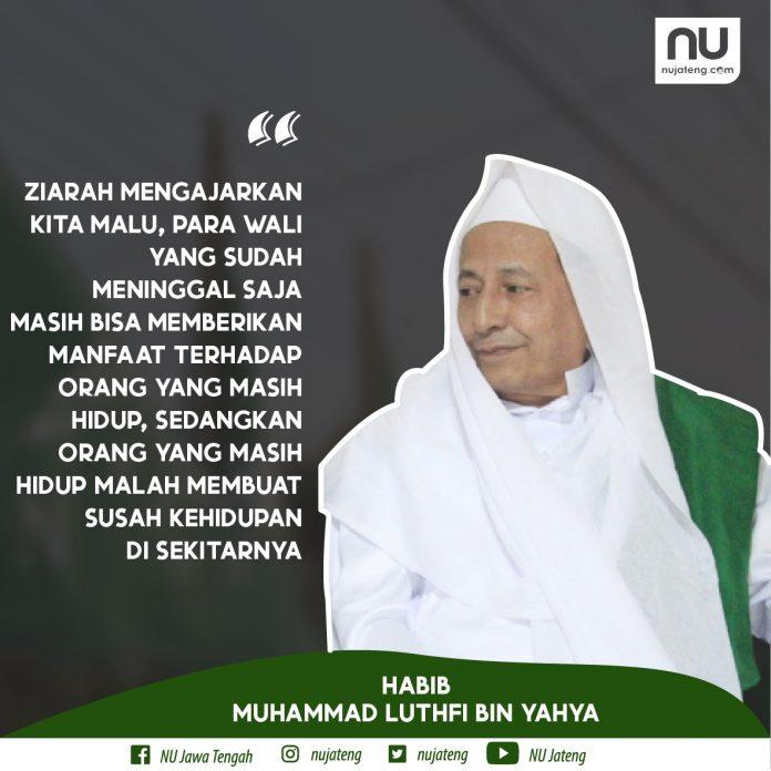 Maqalah Habib Luthfi