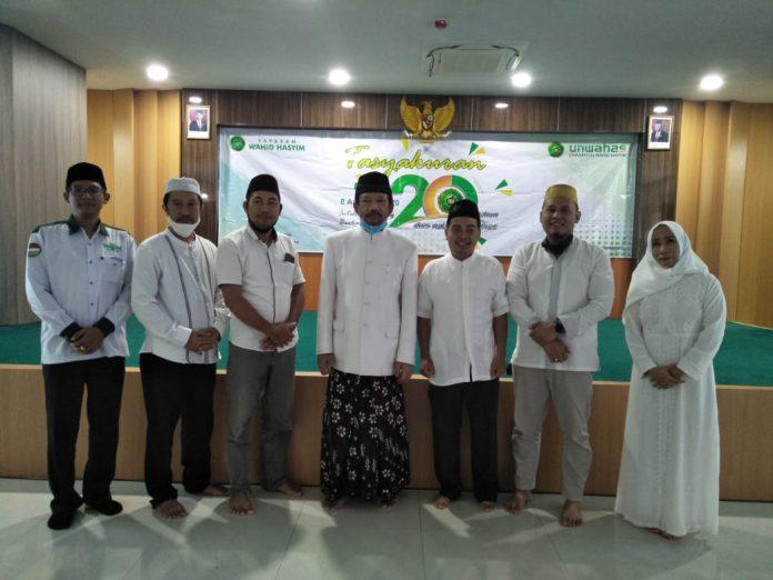 Unwahas Lahir dari Para Tokoh dan Ulama Kharismatik di Jawa
