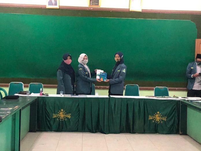 PC IPNU-IPPNU Kudus Luncurkan Buku Petunjuk Kaderisasi