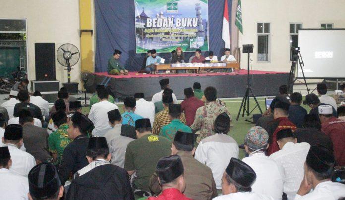 Tanamkan Nilai Aswaja, PCNU Pekalongan Rilis Buku 'Jejak Dakwah Ulama Nusantara'