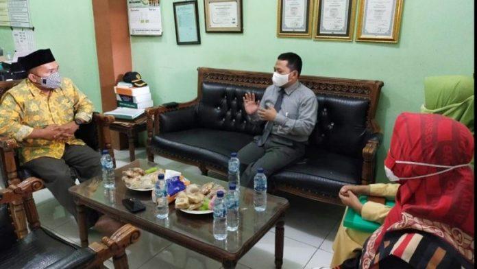 Tingkatkan Kompetensi, SMK Wali Songo Jepara Kerjasama dengan Perbankan Syariah