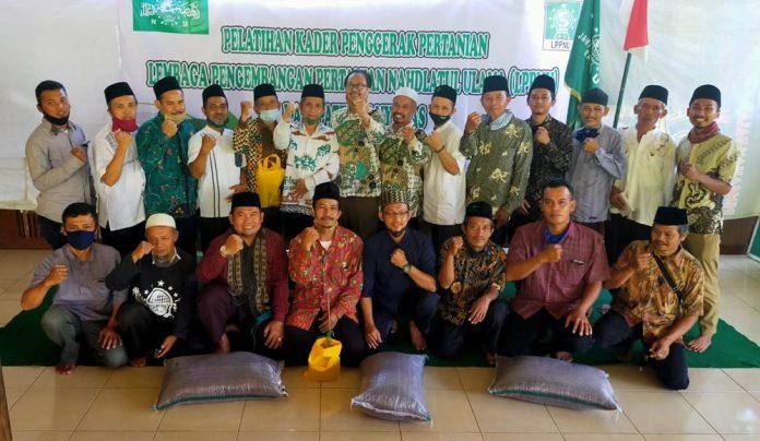 Ketua PCNU Banyumas: Berjihad Lewat Pertanian