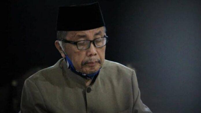Berduka, Masyayikh Madrasah TBS Kudus KH Musthafa Imron Wafat